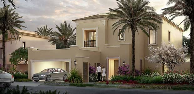 In The Most Beautiful Project In Dubai Enjoy - Own Luxury Villa With Fantastic facilities