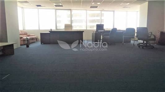 Fully Fitted Office in Mazaya BB1