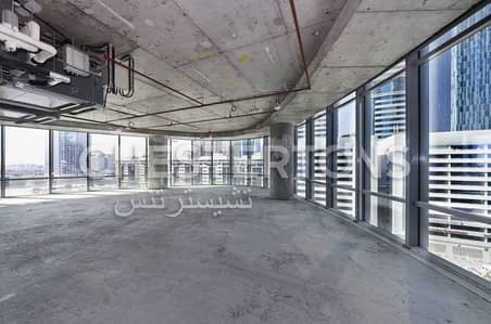 Shell & Core Office in EFT South SZR View