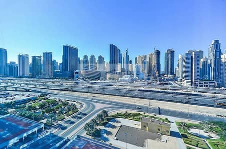 Fully Furnished 1 BR | SZR Views | Tenanted