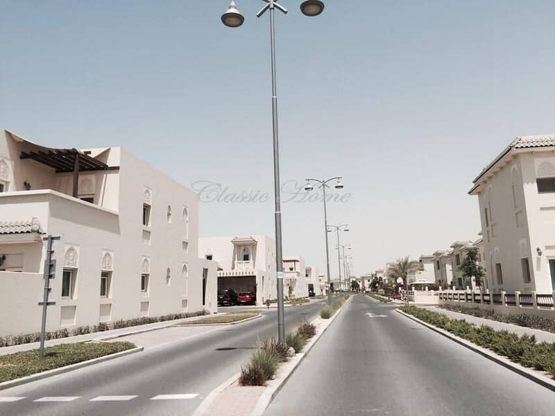 2 Negotiable! Al Furjan Quortaj Style Type B 3 Bedroom + Maid's Room + Laundry Room