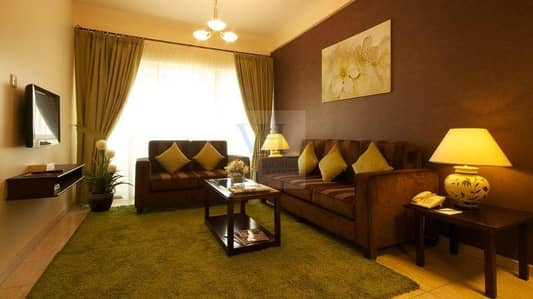 Luxury Furnished & Serviced Apartments with Balcony