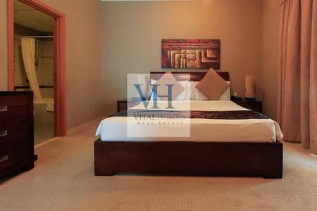 Special Promo: Fully Furnished 1BR - Al Barsha