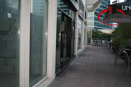 Shop  for Rent in a very busy and commercially successful Cluster in JLT