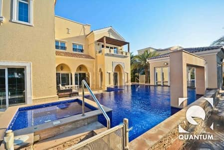 7 Bedroom Villa for Sale in Arabian Ranches, Dubai - Extended Type D   Fully Upgraded Villa