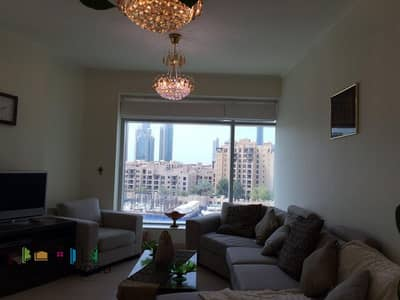 2 Bedroom apartment / Furnished / vacant .