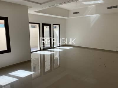 Superb 3 Bedroom with Maid Room in Quite Community