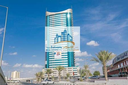 3 Bedroom Flat for Rent in Sheikh Maktoum Bin Rashid Street, Ajman - super delux 3 bhk fully furnished for yearly rent in conqueror tower r