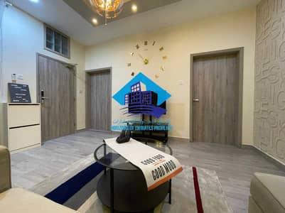 1 Bedroom Flat for Rent in Al Zaab, Abu Dhabi - Free Wife