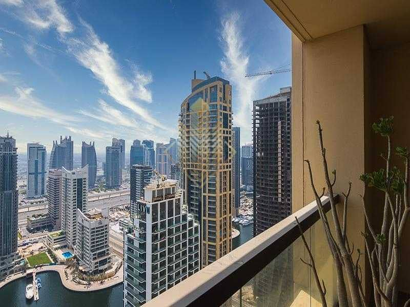 20 Stunning 4BR+M|Upgraded|Rented|Full Marina View