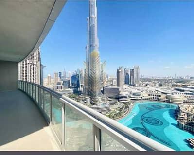 بنتهاوس 3 غرف نوم للبيع في وسط مدينة دبي، دبي - High ROI Burj Khalifa View |Three BR W Three Terrace