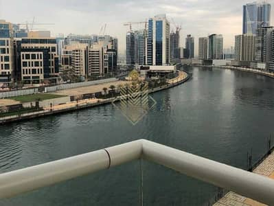 1 Bedroom Apartment for Sale in Business Bay, Dubai - Magnificent Canal View | Ultimate Waterfront Living