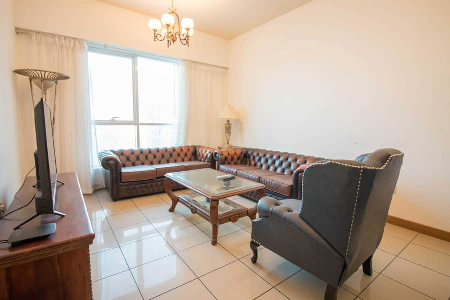 2 Higher Floor | Fully Furnished |Three BR With Maids