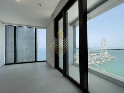 شقة 3 غرف نوم للايجار في جميرا بيتش ريزيدنس، دبي - Exclusive R3B|Unfurnished|Sea Views|Available Now
