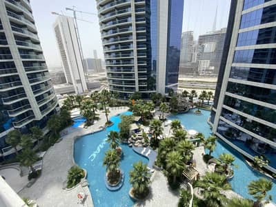 Stunning Pool view !!! | Furnished |80,000 AED