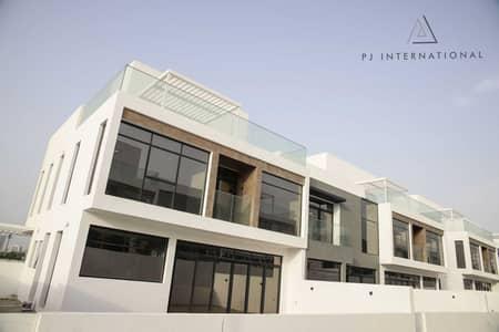 تاون هاوس 4 غرف نوم للايجار في عقارات جميرا للجولف، دبي - Jumeirah Luxury   Jumeirah Golf Estate   Garden Unit