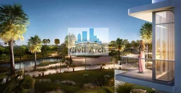 5 Bedroom Villa for Sale in DAMAC Hills (Akoya by DAMAC), Dubai - LOVELY 6BR PARK VILLA+READY TO MOVE-IN WITH 4 YEARS PAY