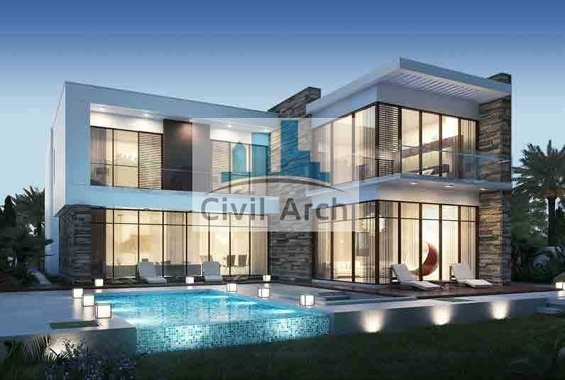 2 MOVE-IN 4BR STUNNING LARGEST VILLA*** PAYMENT PLAN  OPTIONS