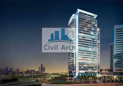 2 Bedroom Apartment for Sale in DAMAC Hills (Akoya by DAMAC), Dubai - FURNISHED LUXURY 2BR HEAVEN***POST HANDOVER PAYENT PLAN AS WELL