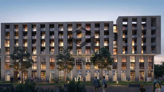 1 Bedroom Flat for Sale in Aljada, Sharjah - 55K Downpayment | SMART HOMES | FUTURE of Sharjah