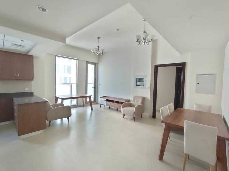 شقة في مساكن مورانو الفرجان 1 غرف 45000 درهم - 5128578