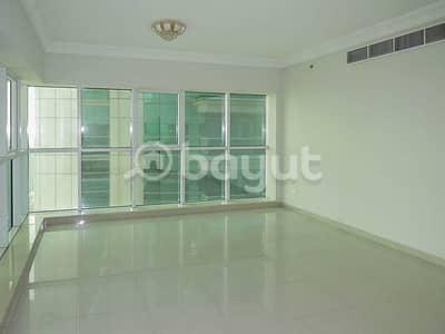 فلیٹ 3 غرف نوم للايجار في القاسمية، الشارقة - شقة ثلاث غرف و صاله للايجار مع شهر مجانا