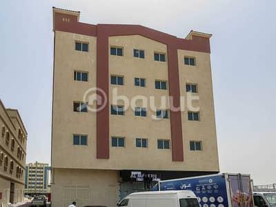 شقة 1 غرفة نوم للايجار في الجرف، عجمان - غرفة وصاله شهرين مجانا 18000 بدون عموله مباشرة من مالك  حلف سوق الصين