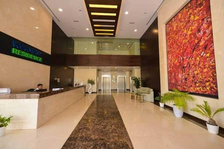 1 Bedroom Apartment for Rent in Dubai Residence Complex, Dubai - NO COMMISSION!!!/SPACIOUS/ 1 BEDROOM+BIG MAID ROOM/ WINDSOR RESIDENCE