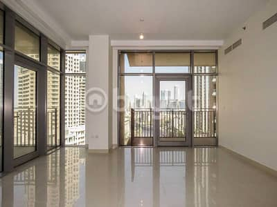 2 Bedroom Flat for Rent in Downtown Dubai, Dubai - NO Commission  I Direct from Owner I Two Bedroom Brand New Apartment