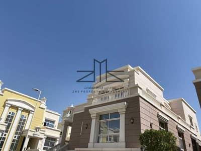 فیلا 4 غرف نوم للايجار في مدينة خليفة أ، أبوظبي - فیلا في قرية الفرسان مدينة خليفة أ 4 غرف 225000 درهم - 4785255