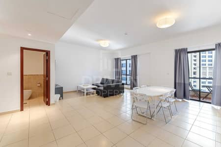 فلیٹ 2 غرفة نوم للبيع في جميرا بيتش ريزيدنس، دبي - Partial Marina View   Impressive Lay out