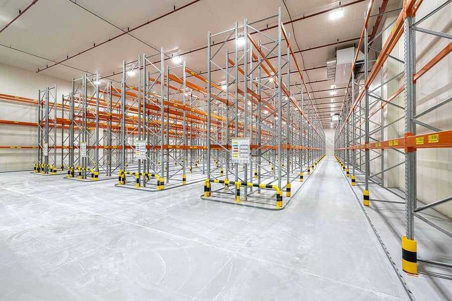 2 Brand New and Cold Storage | Top Quality