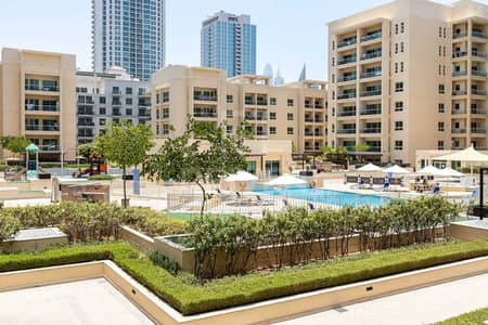 1 Bedroom Apartment for Sale in The Greens, Dubai - Pool Facing | Vacant and Exclusive 1 Bed