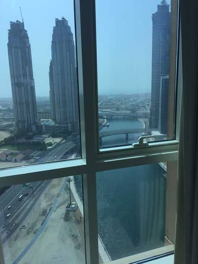 2 Bedroom Flat for Rent in Business Bay, Dubai - churchill tower 2