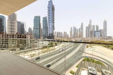 شقة 2 غرفة نوم للايجار في التلال، دبي - Chiller Free Apt with Partial Golf Views