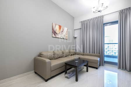 1 Bedroom Flat for Sale in Business Bay, Dubai - Upgraded & Furnished Apt | Best Location