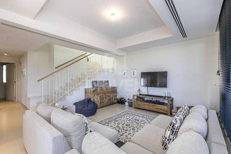 5 Bedroom Townhouse for Sale in Dubai Hills Estate, Dubai - Corner Plot | Camel Track Views | Vacant