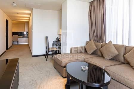1 Bedroom Hotel Apartment for Sale in Dubai Marina, Dubai - Stunning Marina View | On High Floor Apt