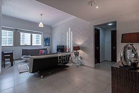 فلیٹ 1 غرفة نوم للبيع في أبراج بحيرات الجميرا، دبي - Bright and Fully Furnished with Lake View