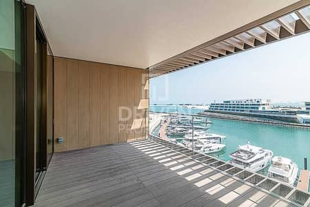 فلیٹ 3 غرف نوم للايجار في جميرا، دبي - Spacious 3BR+M   High floor   Great Views