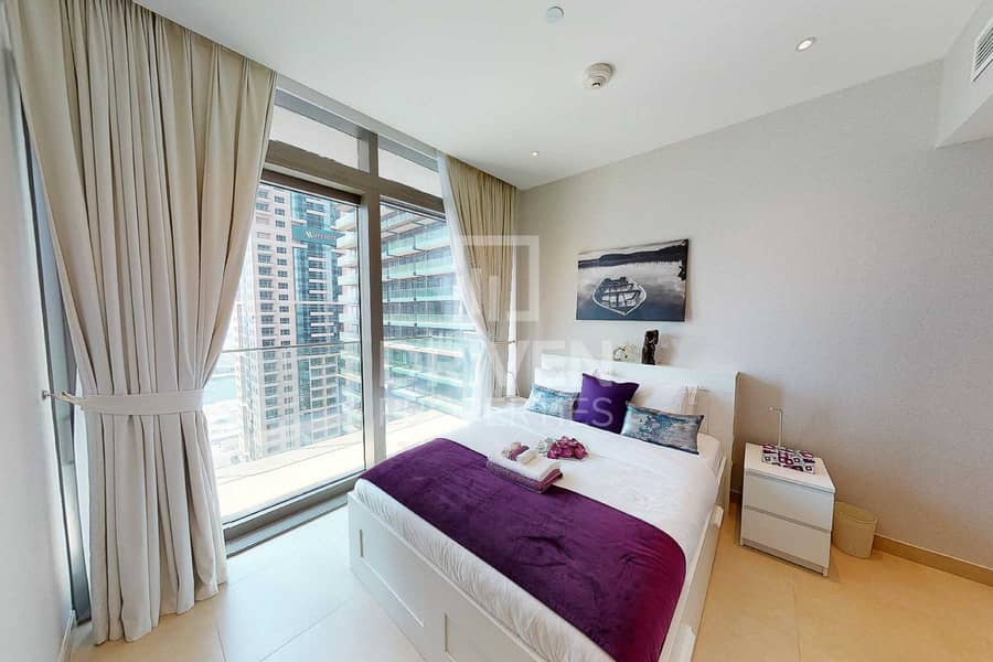 Brand New and Fully Furnished 1 Bedroom Apt