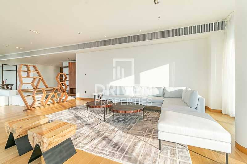 Luxurious 4 Bed Penthouse Panoramic View