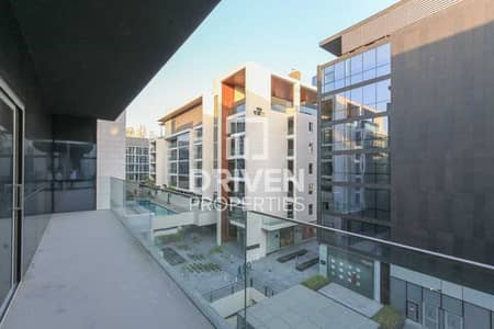 2 Bedroom Apartment for Sale in Jumeirah, Dubai - corner 2bed +maids I Courtyard views