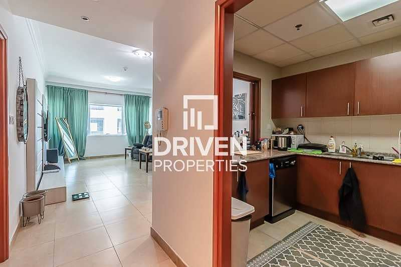 10 Furnished and Magnificent 1 Bedroom Unit