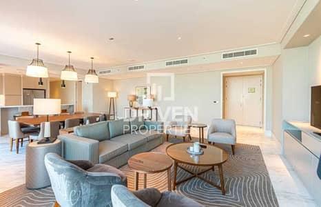 شقة 4 غرف نوم للبيع في وسط مدينة دبي، دبي - Exclusive and Furnished Apt   Amazing Views