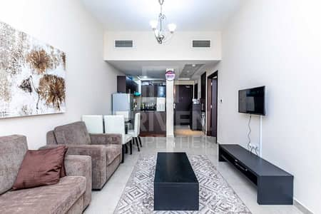 1 Bedroom Apartment for Sale in Jumeirah Village Circle (JVC), Dubai - Fully Furnished Apt and Ready to move in