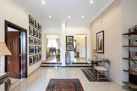 Single Row | Park Facing | Custom Villa