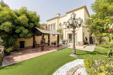 3 Bedroom Villa for Rent in The Springs, Dubai - Back to Back   Type 3E   Well Maintained