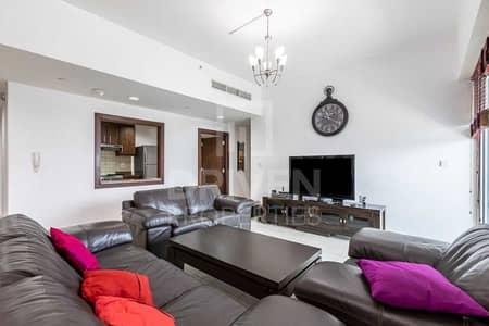 2 Bedroom Flat for Rent in Business Bay, Dubai - Captivating Burj Khalifa View | Furnished