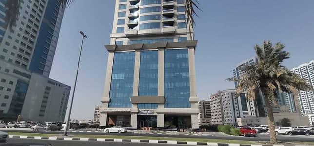 Studio for Rent in Al Khan, Sharjah - Studio Flat for Rent Beach Tower 1